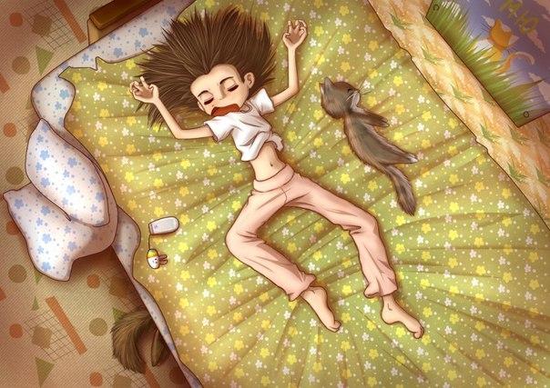 рисунки снов людей