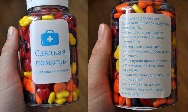 Креативный подарок на день рождения своими руками подруге