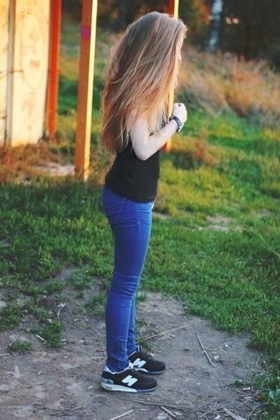Фото на аву для вк для девочек без лица